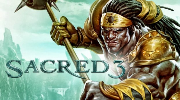 Sacred 3 for Xbox 360