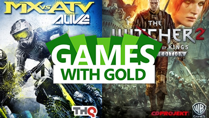 Xbox 360 Games with Gold January 2015