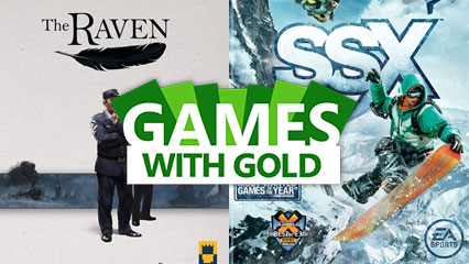 Xbox 360 Games with Gold December 2014