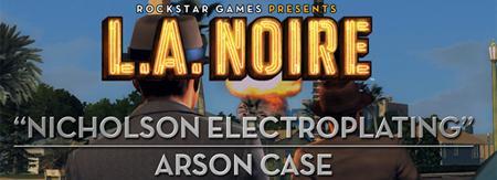 L.A. Noire Nicholson Electroplating DLC hits Xbox LIVE June 21