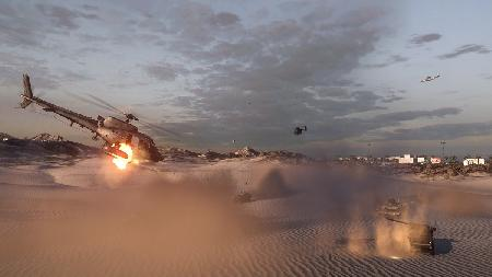 Battlefield 3 Armored Kill DLC Screenshot