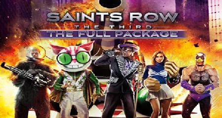 Saints Row The Third Video Game