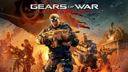 Gears of War Judgment DLC