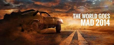 Mad Max Video Game 2013