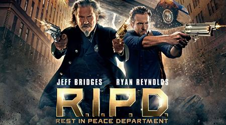 R.I.P.D. Video Game