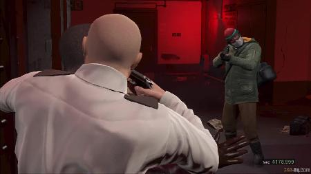 GTA 5 Xbox 360 Screenshot