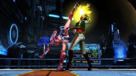 Girl Fight XBLA Screenshot