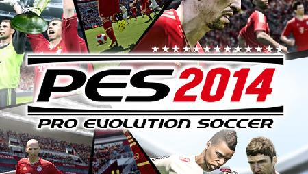 PES 2014 Xbox Live Title Update