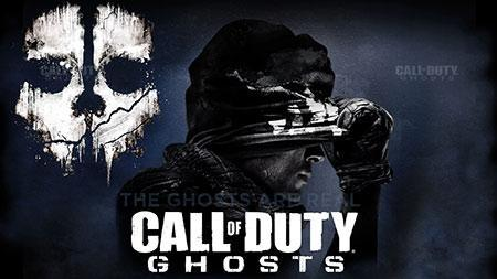 Earn Double XP in Call of Duty: Ghosts This Weekend