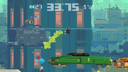 Super Time Force Screenshot - Xbox 360 / Xbox One
