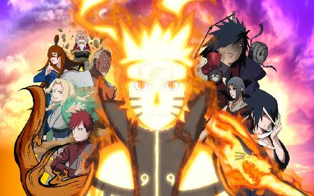 Naruto Shippuden: Ultimate Ninja Storm Revolution Ninja World Tournamanet Mode