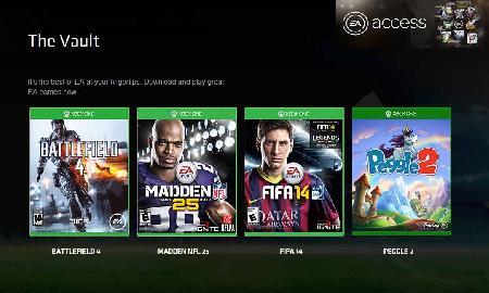 EA Access Service