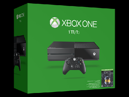 Xbox One 1TB Console Available June