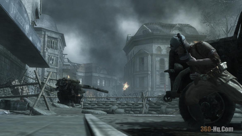 Call of Duty 5: World at War Screenshot 5128