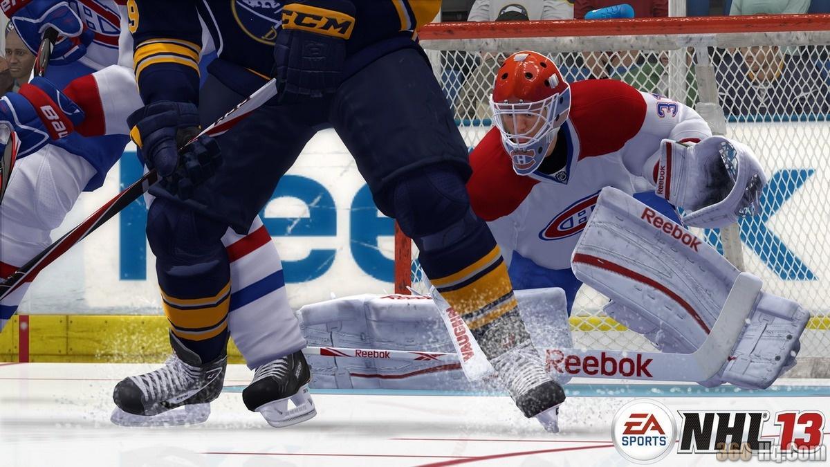 NHL 13 Xbox 360 Screenshot 24261
