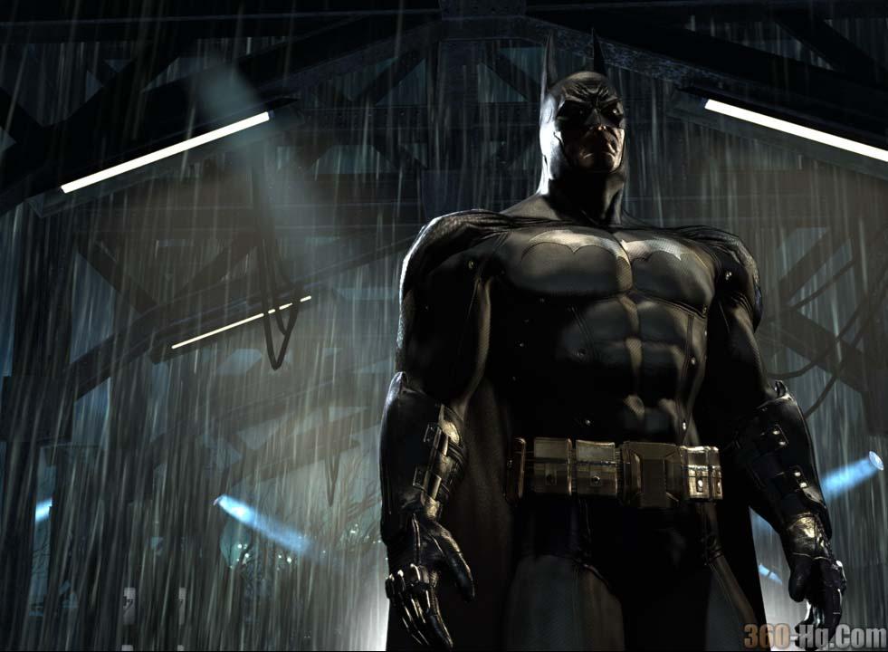 Batman: Arkham Asylum Screenshot 5411