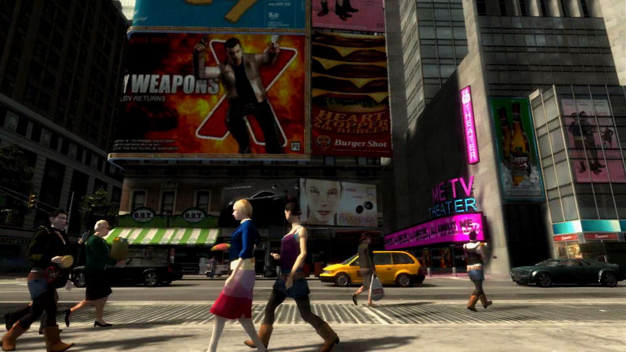 Grand Theft Auto IV Screenshot 2433