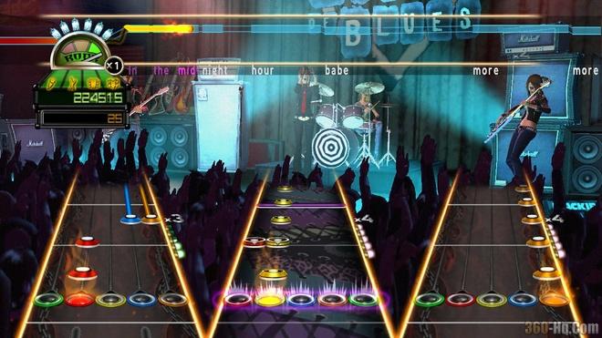 Guitar Hero: World Tour Screenshot 4845