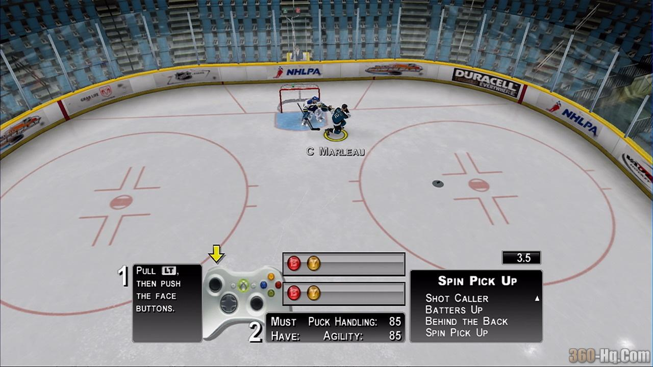 NHL 2K8 Screenshot 9784