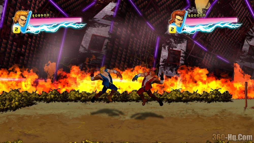 Double Dragon: Neon Screenshot 25140