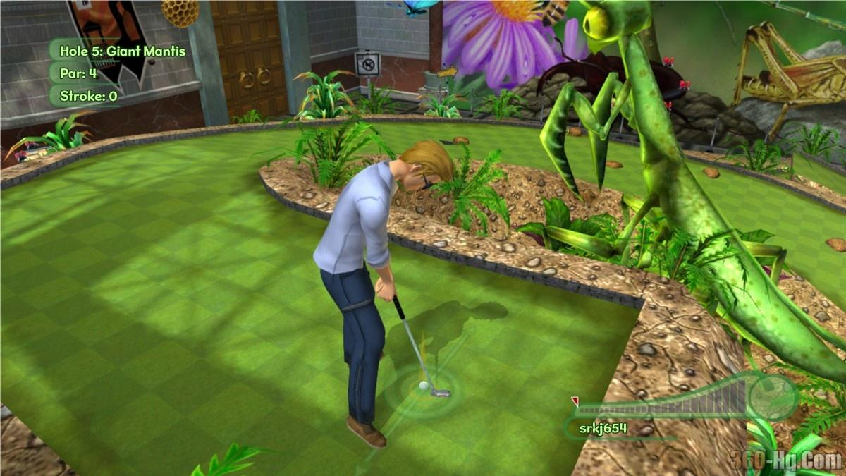 3D Ultra MiniGolf Adventures 2 Screenshot 16852