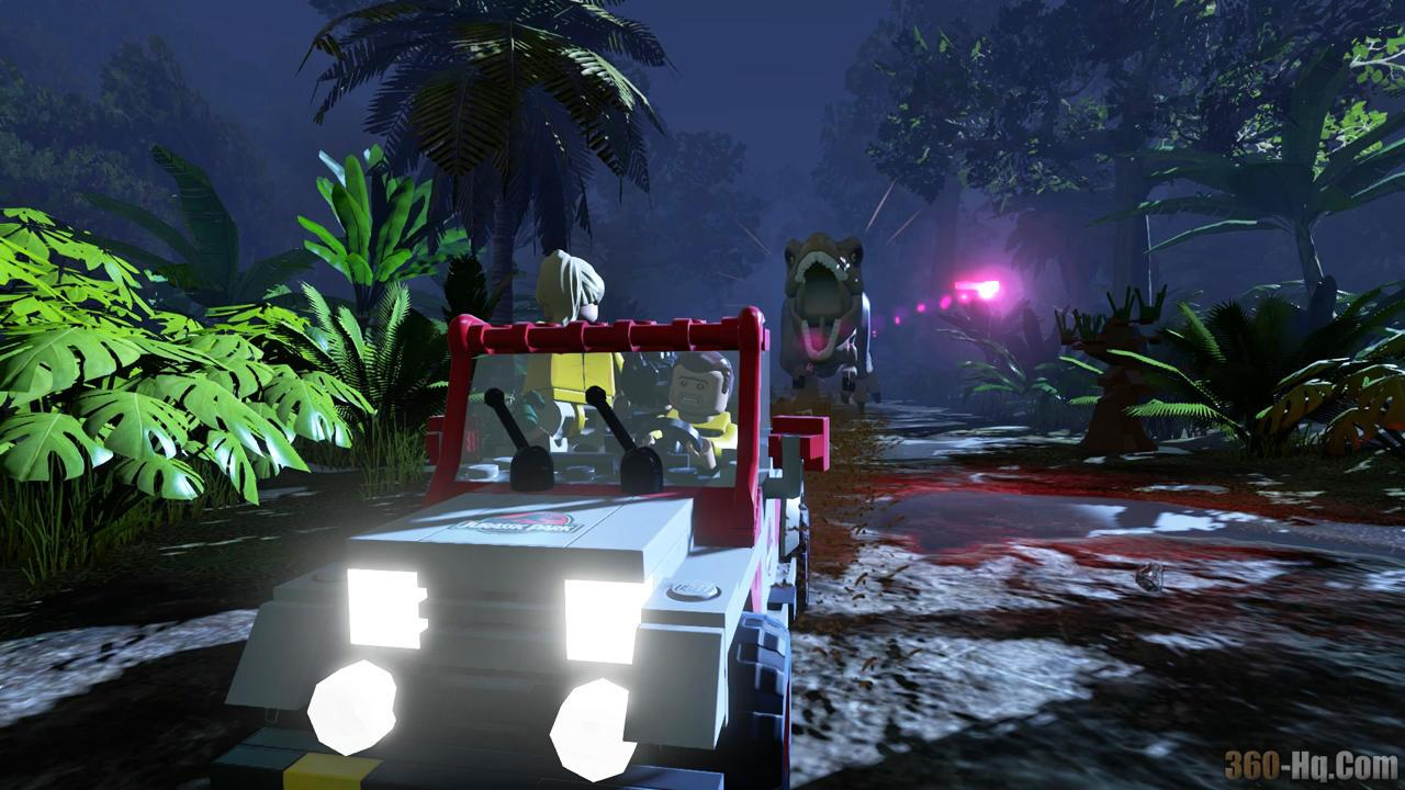 LEGO Jurassic World Screenshot 30673