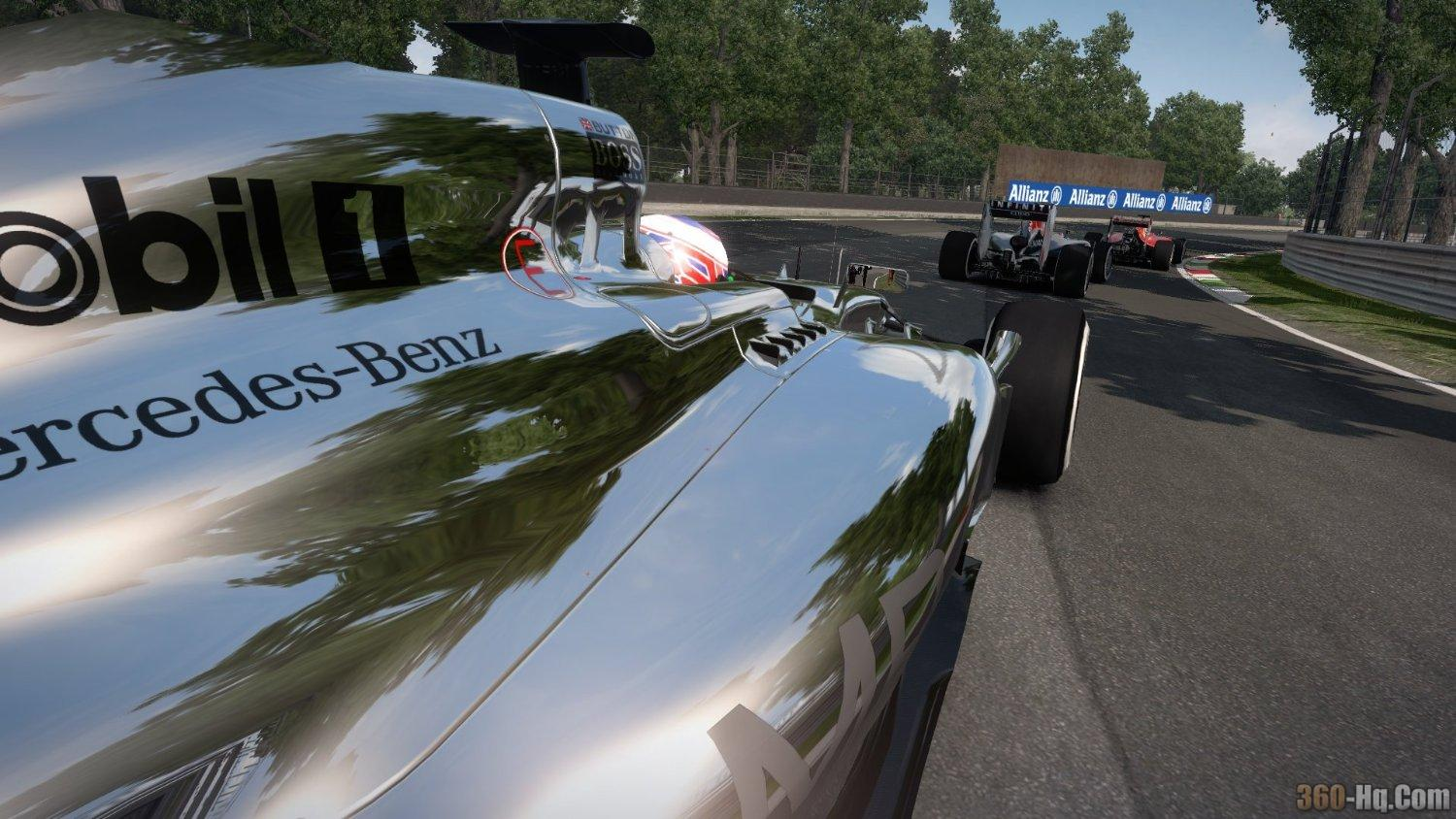 F1 2014 Screenshot 30389