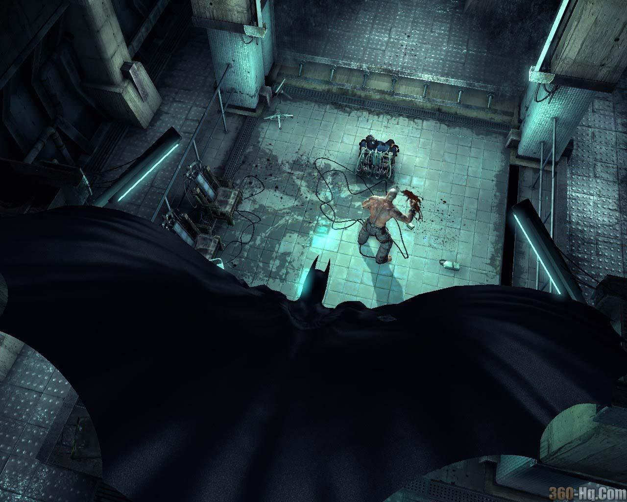 Batman: Arkham Asylum Screenshot 5414