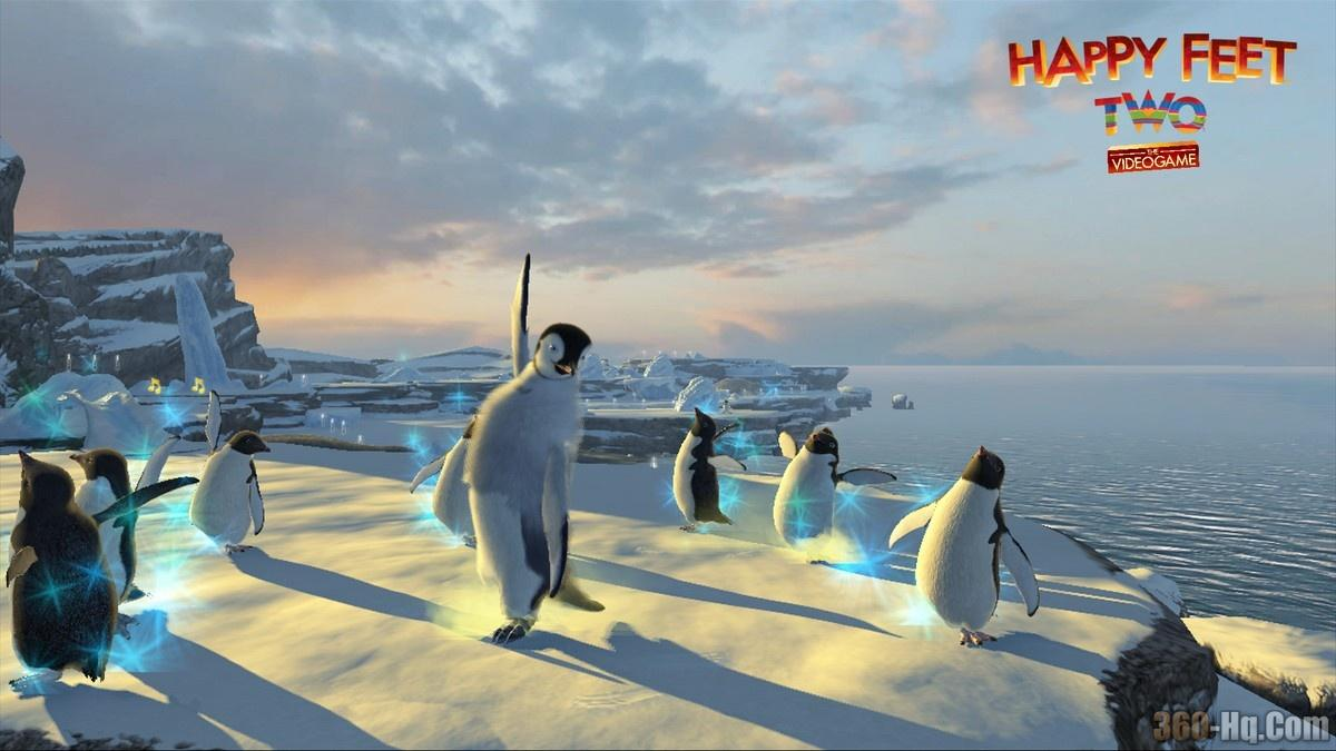 Happy Feet Two: The Videogame Screenshot 20452