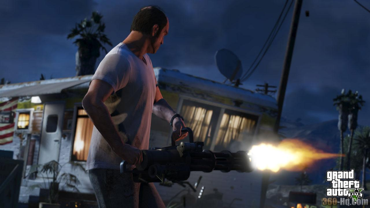 Grand Theft Auto V Screenshot 27913