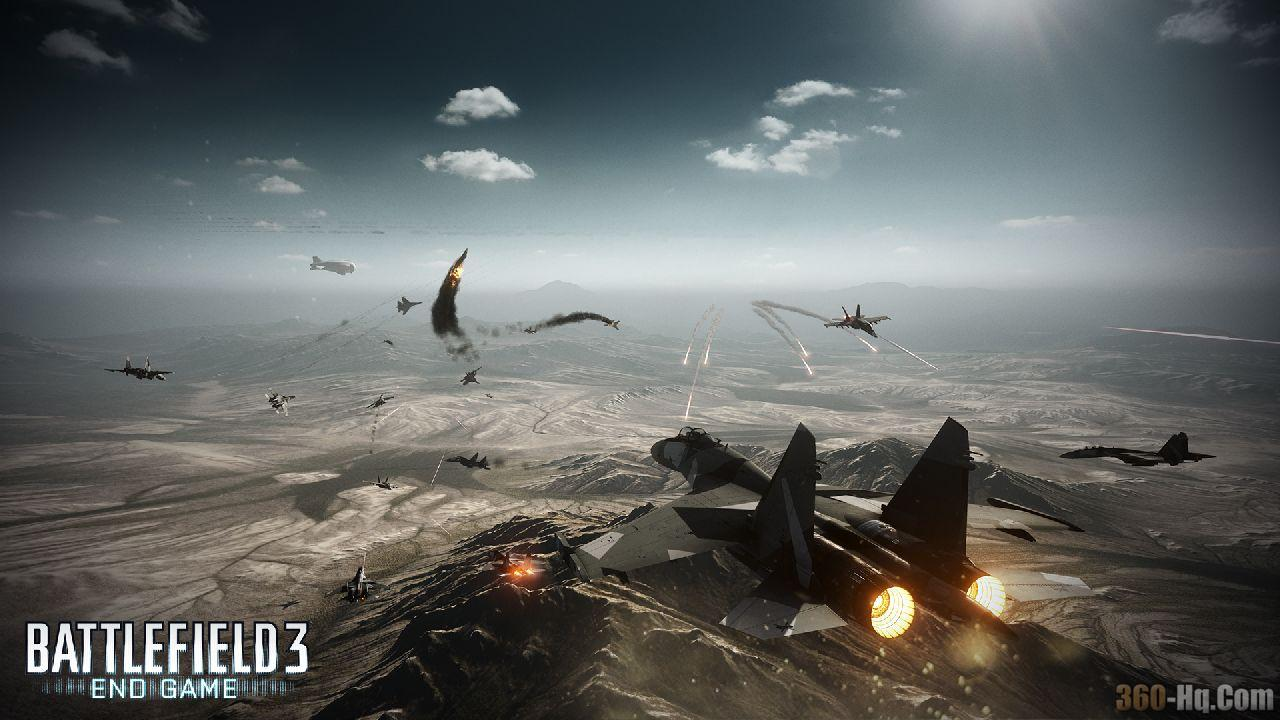 Battlefield 3: End Game Xbox 360 Screenshot 27132