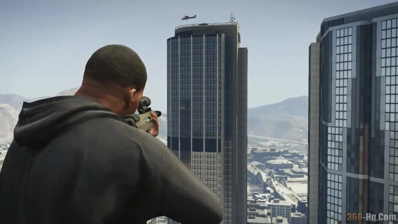 Grand Theft Auto V Screenshot 28422