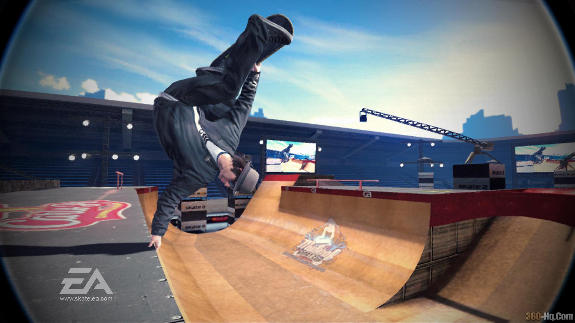 Skate 2 Screenshot 6491