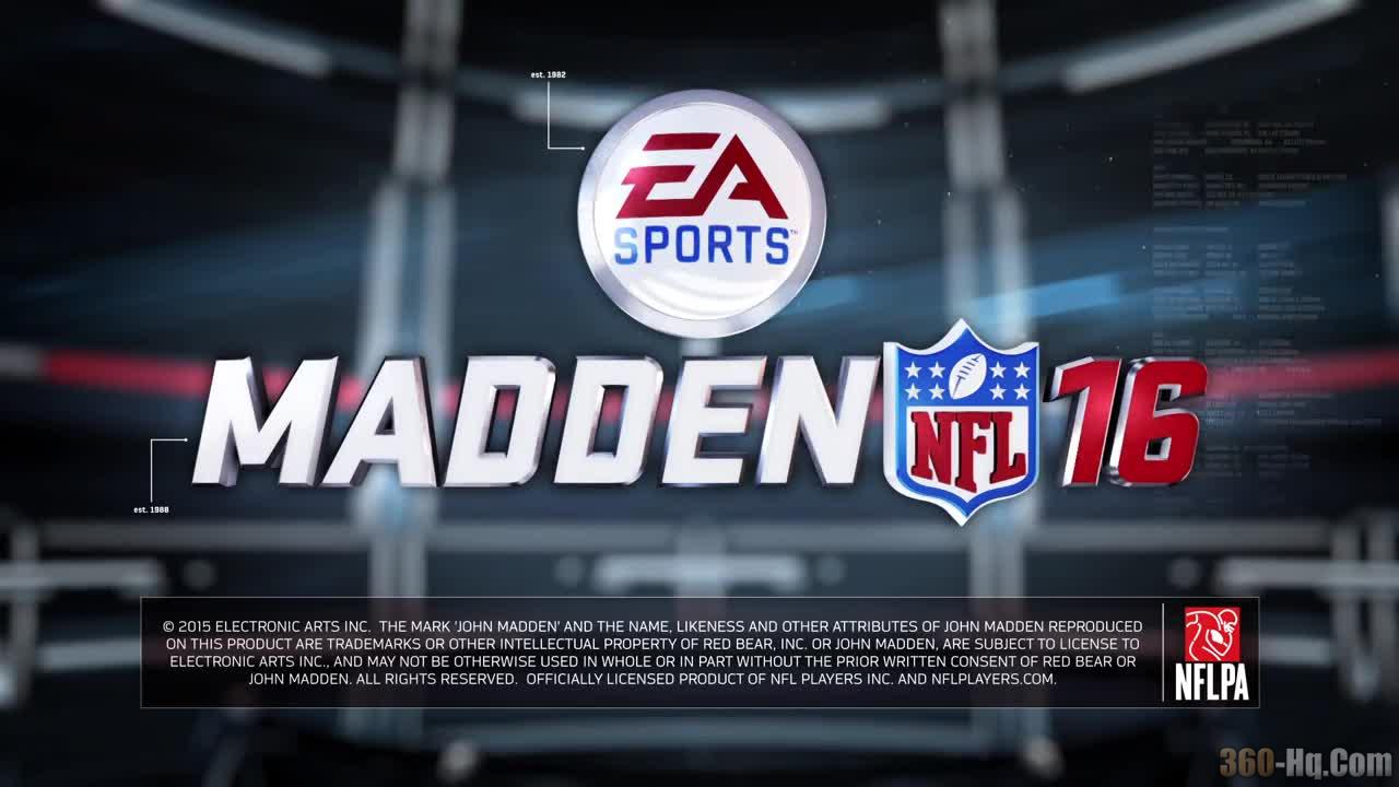 Madden NFL 16 Screenshot 30676