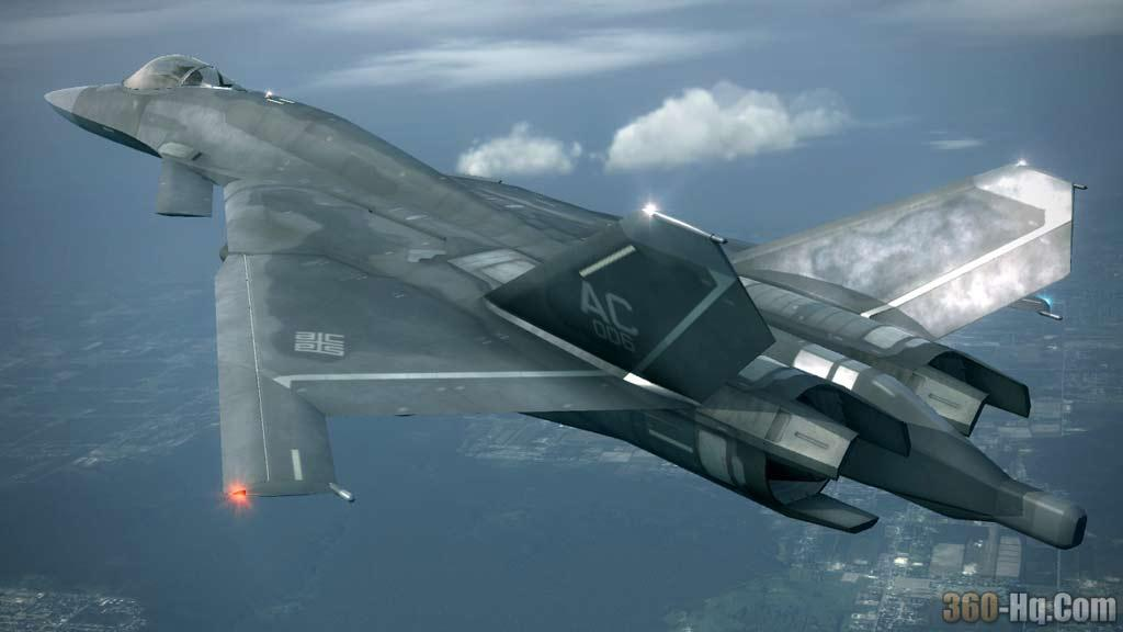 Ace Combat 6 Screenshot 8409
