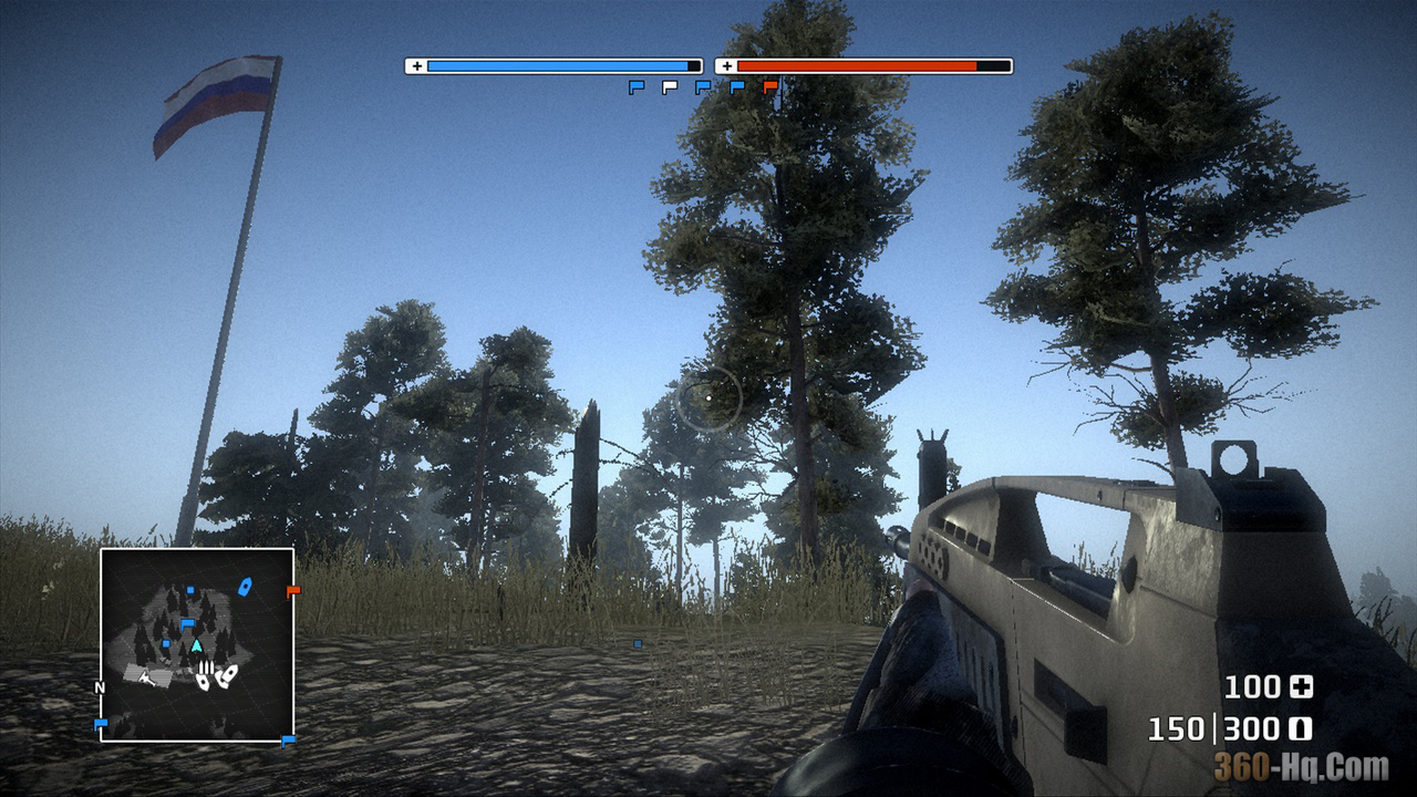 Battlefield: Bad Company Screenshot 4850