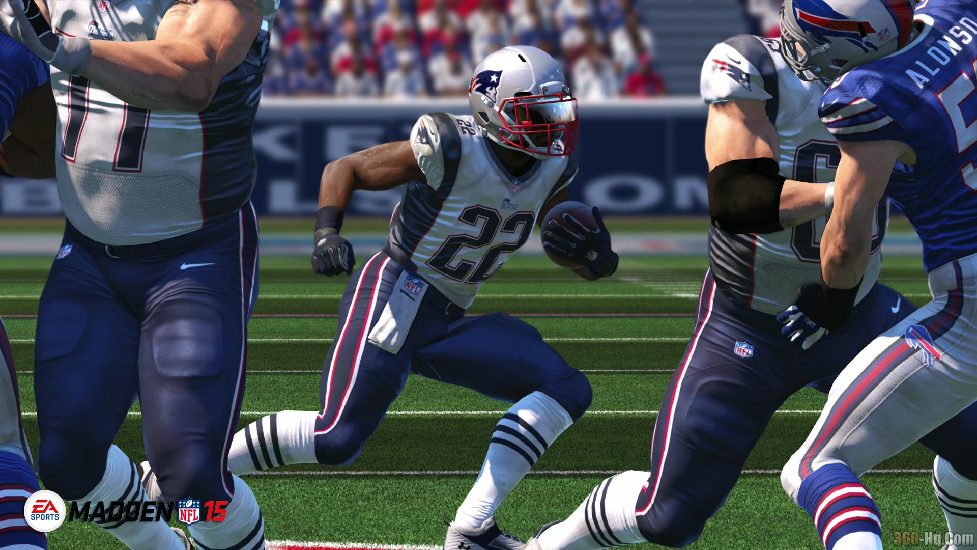 Madden NFL 15 Screenshot 30155