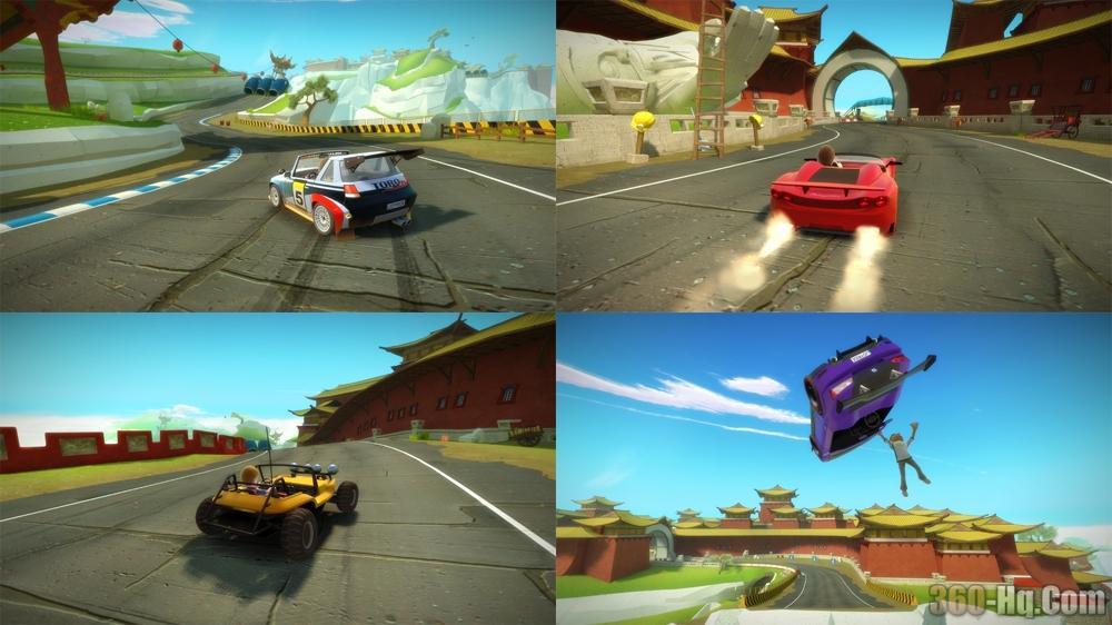 Joy Ride Turbo Screenshot 22810