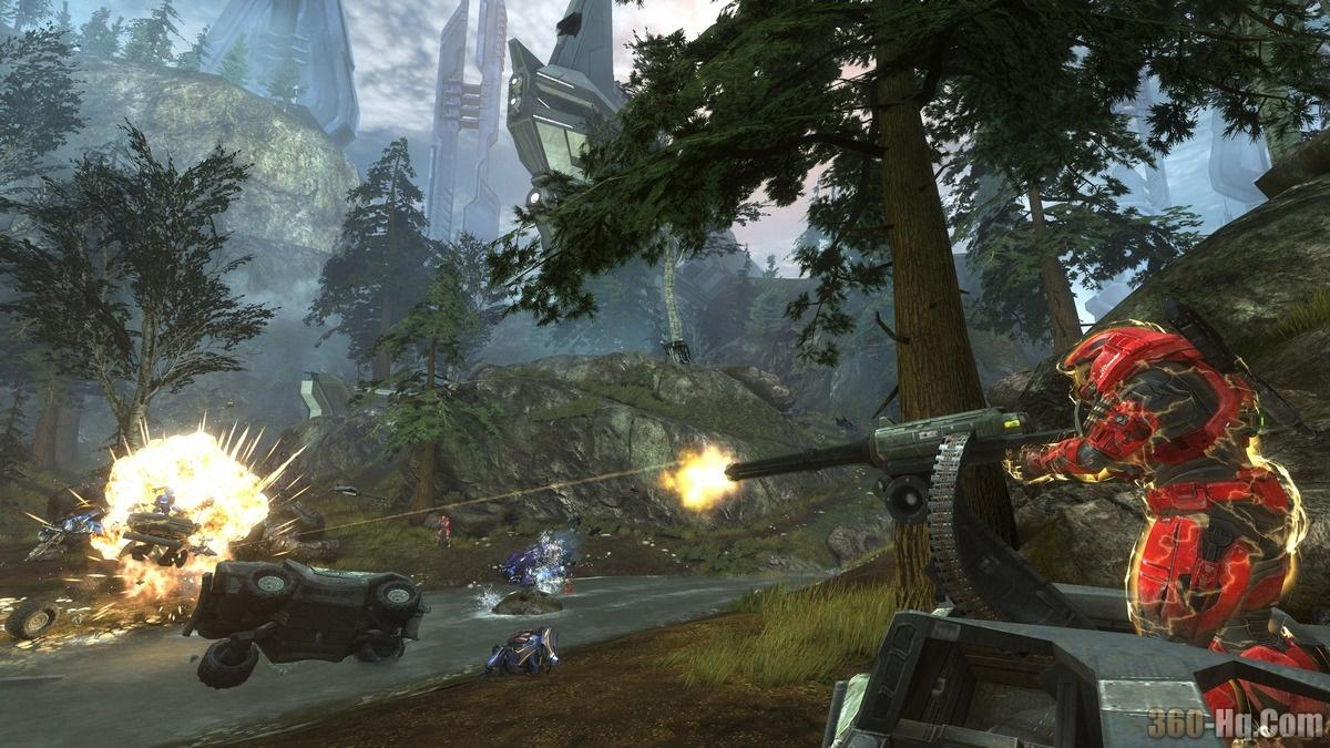 Halo: Combat Evolved Anniversary Screenshot 19396