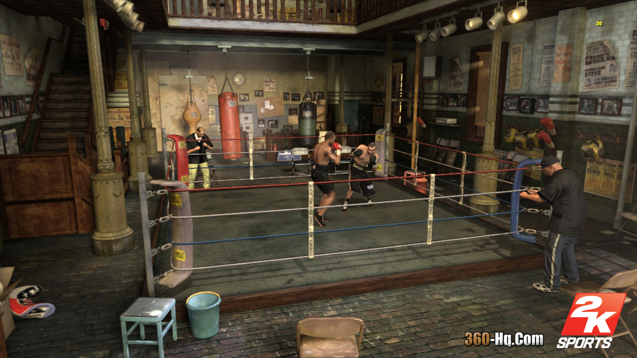 Don King Presents: Prizefighter Screenshot 4405