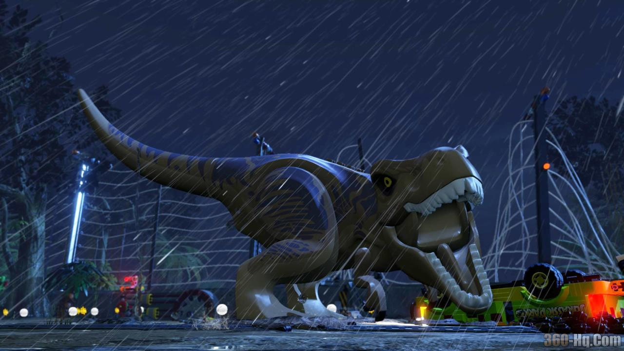 LEGO Jurassic World Screenshot 30668