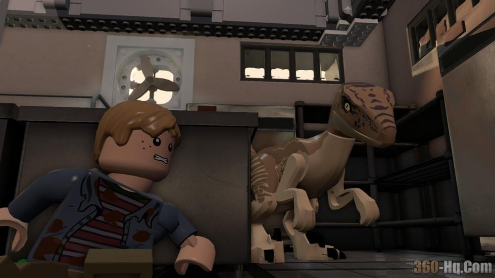 LEGO Jurassic World Screenshot 31072