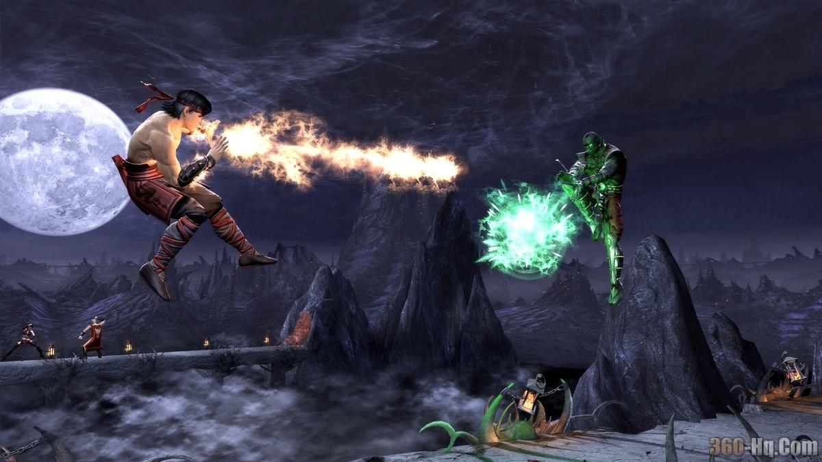 Mortal Kombat 2011 Screenshot 16089