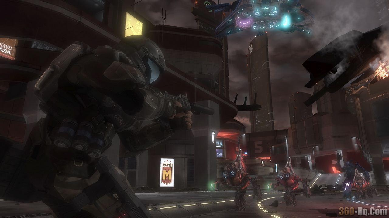 Halo 3: ODST Screenshot 6239