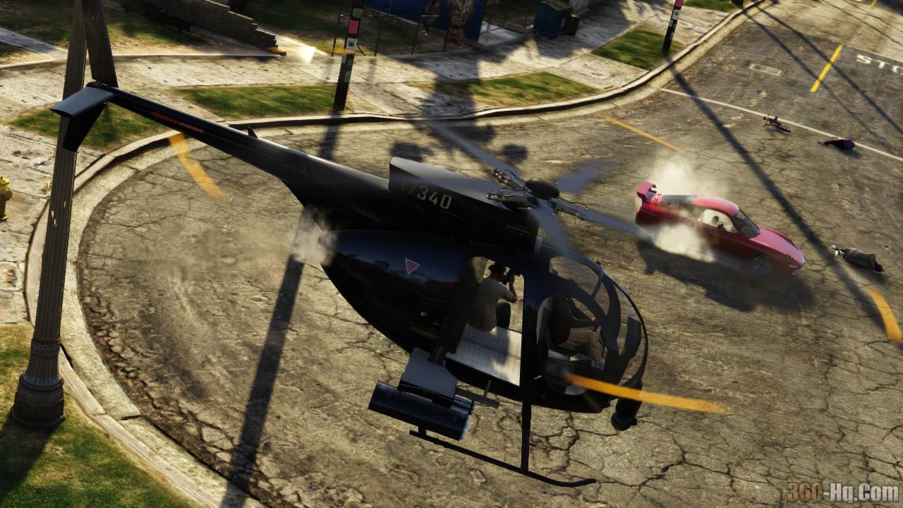 Grand Theft Auto V Screenshot 28935