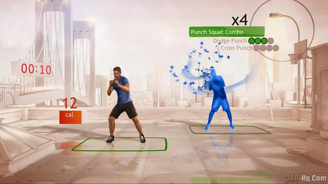 Your Shape: Fitness Evolved Screenshot 13801