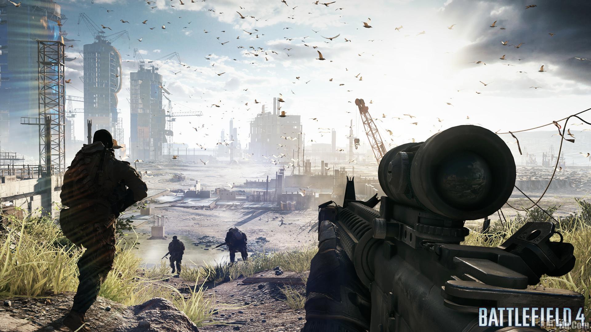Battlefield 4 Xbox 360 Screenshot 27502