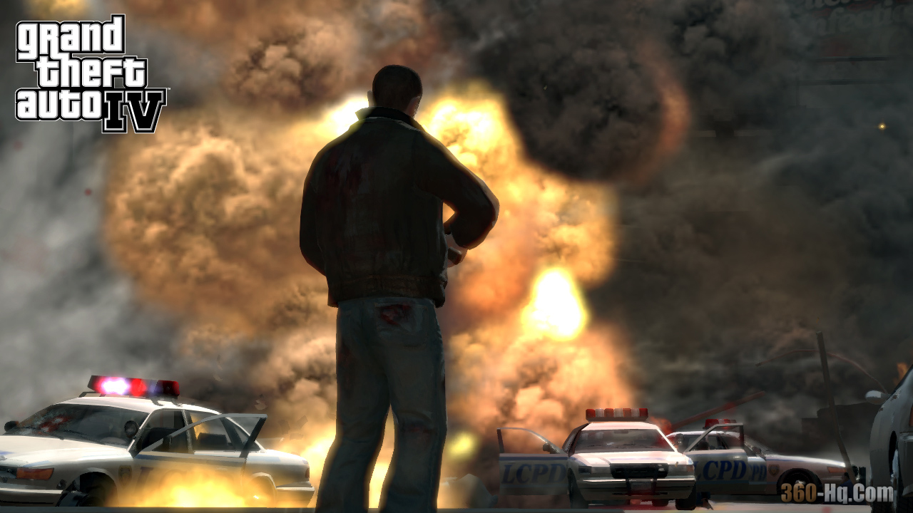 Grand Theft Auto IV Screenshot 4081