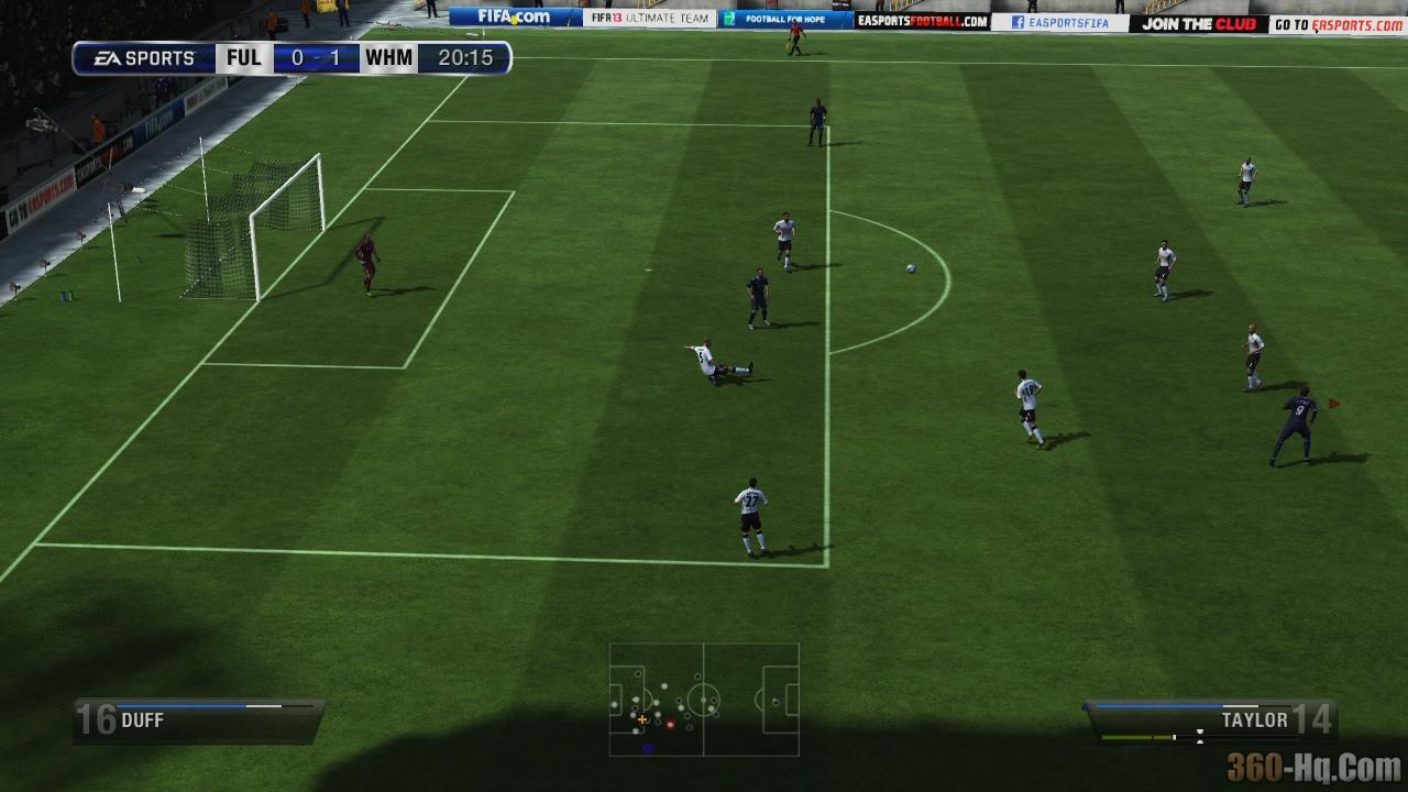 FIFA 13 Screenshot 25644