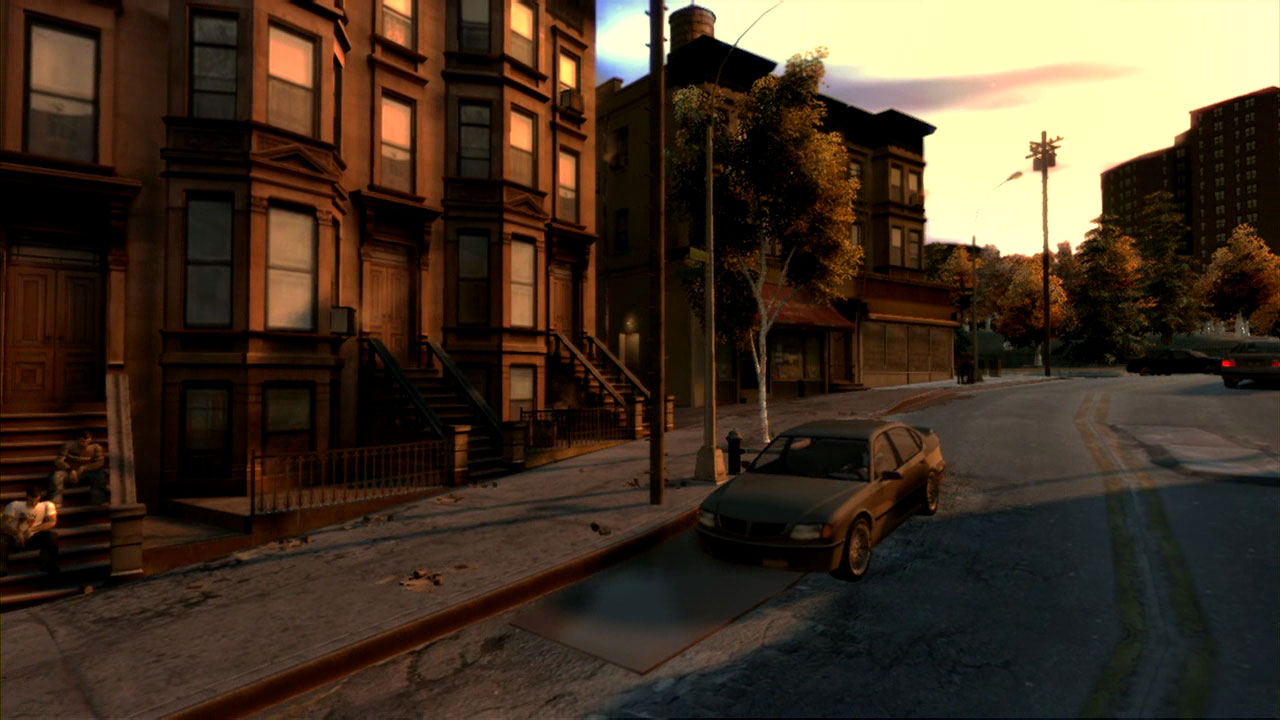 Grand Theft Auto IV Screenshot 2418
